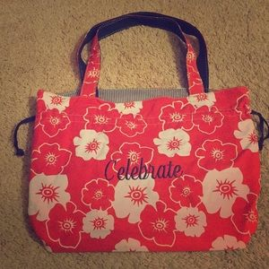 Thirty-one drawstring bag